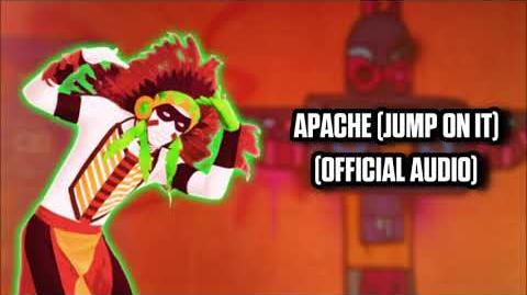 Apache (Jump On It) (Official Audio) - Just Dance Music