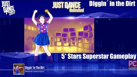 Diggin' in the Dirt - Just Dance 2017