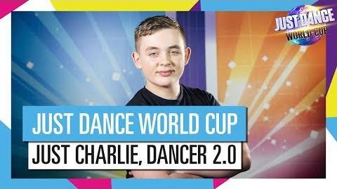 JUST CHARLIE, DANCER 2