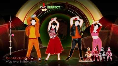 Jailhouse Rock - Just Dance 4