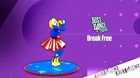 Just Dance 2015 - Break Free