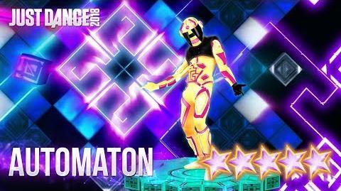 Just Dance 2018 Automaton - 5 stars