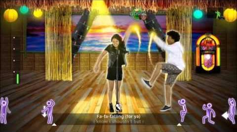 Just Dance Disney Party 2 Fallin For Ya