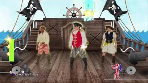 A Pirate You Shall Be - Just Dance 2016