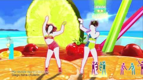 Aserejé (The Ketchup Song) - Las Ketchup - Just Dance Unlimited