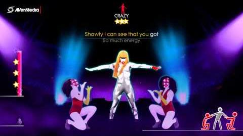 Just Dance 2014 Just Dance, Lady Gaga (On-Stage) 5*