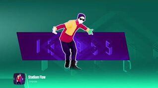 Just Dance 2018 (Unlimited) Stadium Flow