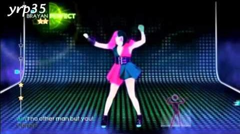 Just Dance 4 Ain't No Other Man Mash Up