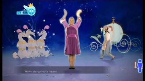 Just Dance Disney Party Bibbidi Bobbidi Boo