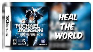 Michael Jackson The Experience (Nintendo DS) - Heal The World (Hard)