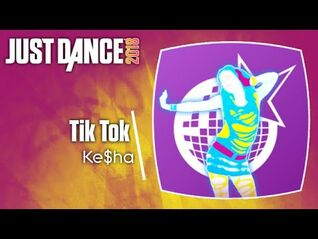 TiK ToK - Just Dance 2018