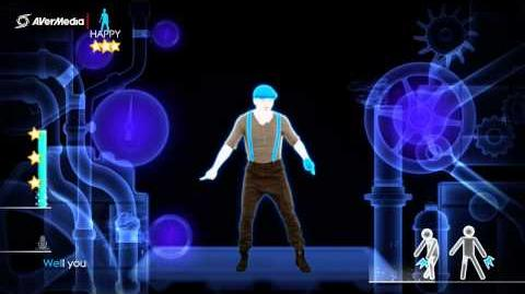 Just Dance 2014 It's You, Duck Sauce (Classique) 5*