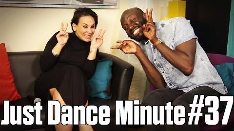 Just Dance Minute - Sarrah answers your questions!