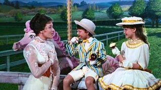 Mary Poppins English Supercalifragilisticexpialidocious