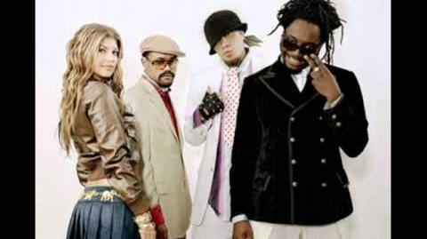 Black Eyed Peas-Disco Club