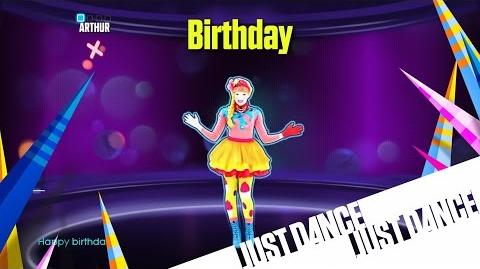 Just Dance 2015 - Birthday Party Master
