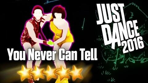 Just Dance 2016 - You Never Can Tell - 5 stars