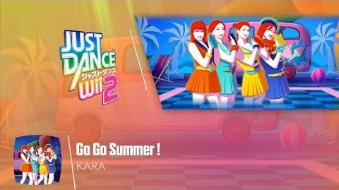 Go Go Summer! - Just Dance Wii 2