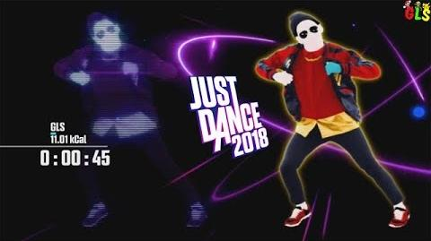 Just Dance 2018- Sweat Mode - Just Dance 2018