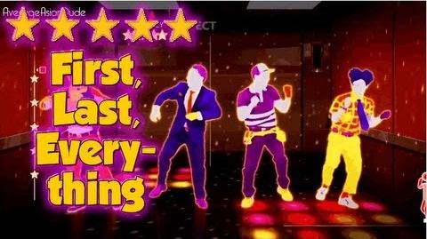 Just Dance 4 - You're The First, The Last, My Everything - 5* Stars