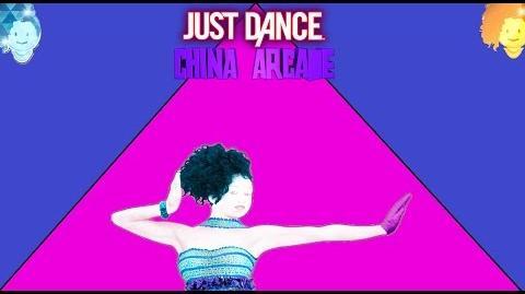 Just Dance China Arcade So Glamorous Gameplay 5 Stars