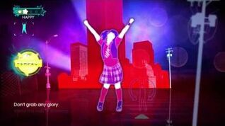 Kids in America - Just Dance 3 (Xbox 360 graphics)