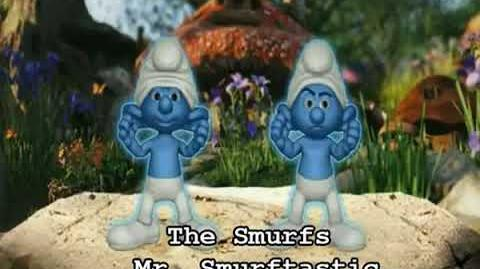 The Smurfs Dance Party - Mr