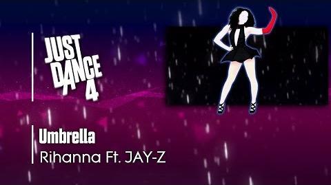 Umbrella - Just Dance 4
