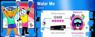 WaterMeALT M617Score