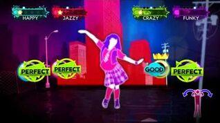 Kids In America - Just Dance 3 (Zwiastun UK)