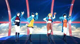 Love Machine - Just Dance Wii U (No GUI)