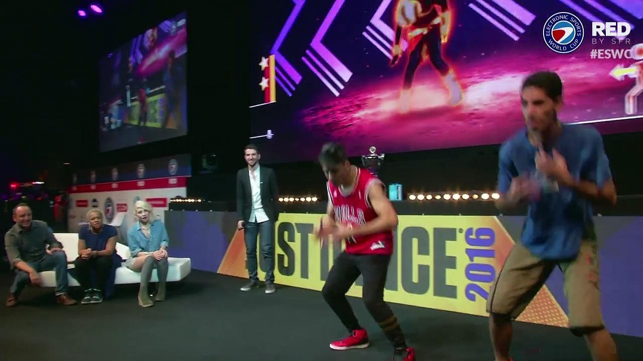 ESWC PGW 2015 Just Dance World Cup - Finals (FR)