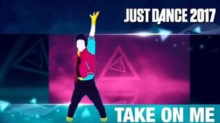 Just Dance 2017 - Take on Me by A-Ha