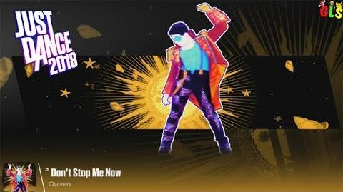 Just Dance 2018 - Don't Stop Me Now
