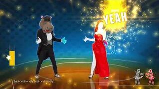 Just Dance 2018 Just A Gigolo 5 stars + Superstar Xbox One Kinect