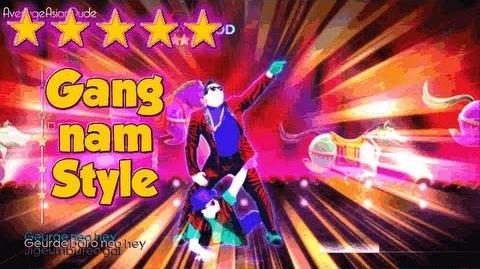 Just Dance 4 - Gangnam Style - 5* Stars