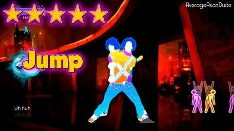 Just Dance Greatest Hits - Jump - 5* Stars