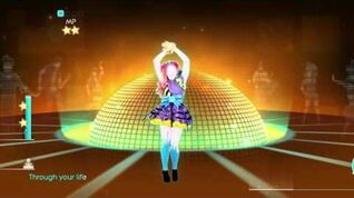Just dance 2014 flashdance what a feeling mash up 5 stars