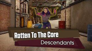 Rotten to the Core - Descendants Cast Just Dance Disney Party 2
