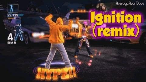 The Hip Hop Dance Experience - Ignition (Remix) - Go Hard Difficulty