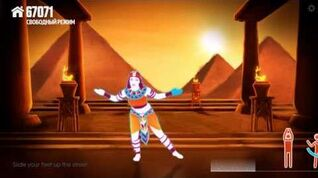 Walk Like An Egyptian - The Bangles Just Dance Now