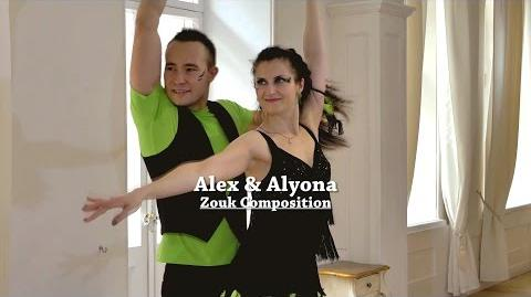 Zouk Dance Composition - Butterflies - Alex & Alyona