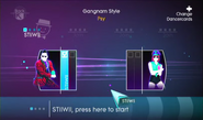 GangnamStyleDLC jd4 coachmenu wii