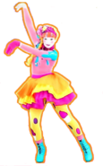 Birthday png just dance 2015 by flaviventurini-d88jtm3