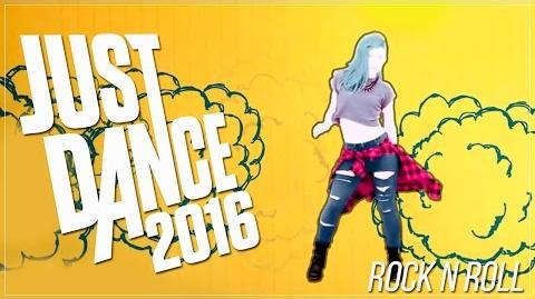 Just Dance 2016 - Rock N Roll - 5* Stars