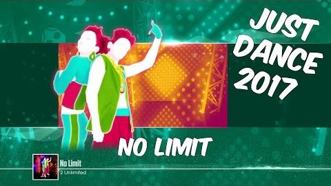Just Dance 2017 - No limit (All perfects)