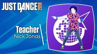 Just Dance 2018 (Unlimited) Teacher