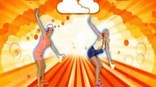 Just Dance Kids 2014 Extraction Walking On Sunshine