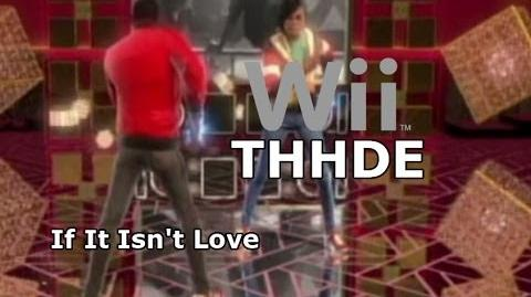 The Hip Hop Dance Experience - If It Isn't Love - Gameplay (Wii)