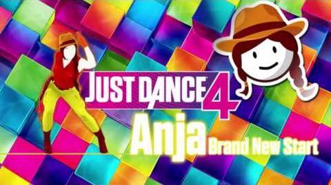 Anja - Brand New Start - Audio - HD